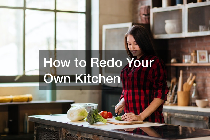 Redo your kitchen for cheap