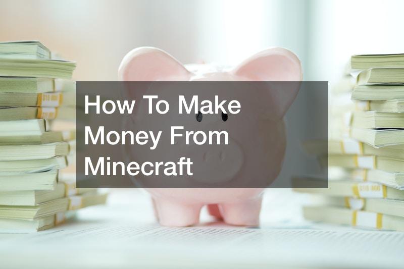 make money hosting a Minecraft server